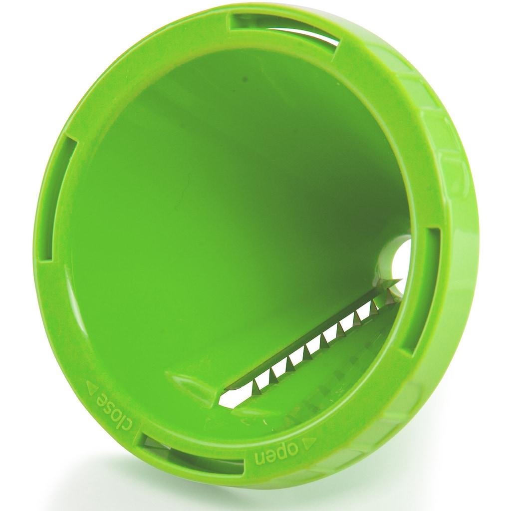 Genius Zerkleinerer »Nicer Dicer Fun«, 1500 ml Kunststoff-Auffangbehälter, Set 14-tlg
