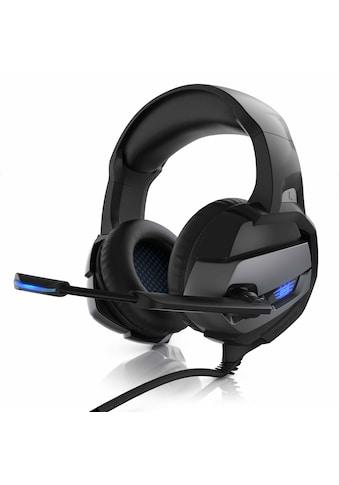 "CSL USB Gaming Headset ""GHS - 201"" mit Mikrofon »Kopfhörer für Windows, Mac, PS3, PS4, PS4 Pro« kaufen"