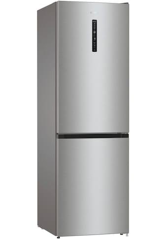 GORENJE Kühl-/Gefrierkombination, NRC6194SXL4, 185 cm hoch, 60 cm breit kaufen