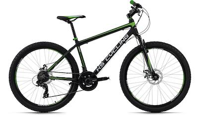 KS Cycling Mountainbike »Xceed«, 21 Gang, Shimano, Tourney Schaltwerk, Kettenschaltung kaufen