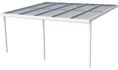 GUTTA Terrassendach »Premium«, BxT: 510x406 cm, Dach Acryl klar kaufen