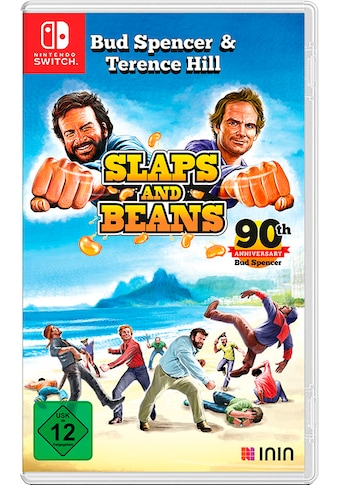 Spiel »Bud Spencer & Terence Hill: Slaps and Beans«, Nintendo Switch kaufen