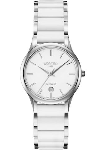Roamer Schweizer Uhr »C - Line Ladies, 657844 41 25 60« kaufen