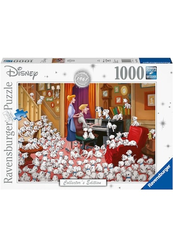 "Ravensburger Puzzle ""Collector`s Edition, Disney 1961  -  101 Dalmatiner"" kaufen"