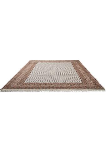 THEKO Orientteppich »Chandi Mir«, rechteckig, 12 mm Höhe, reine Wolle, handgeknüpft,... kaufen