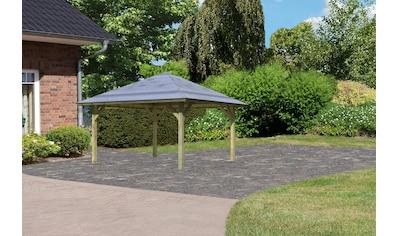 Karibu Pavillon »Kirn 1«, BxTxH: 431x431x315 cm kaufen