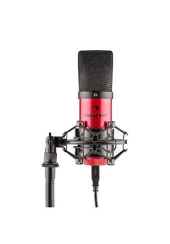 Auna USB Kondensator Mikrofon Niere Studio »MIC-UM900« kaufen