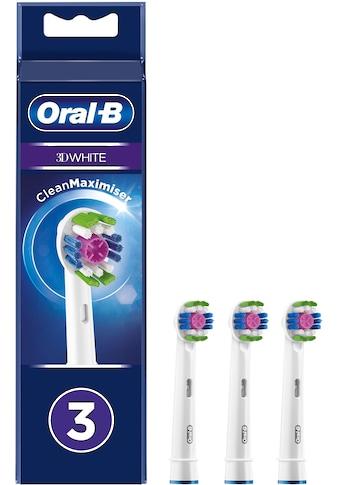Oral B Aufsteckbürsten 3DWhite CleanMaximiser kaufen