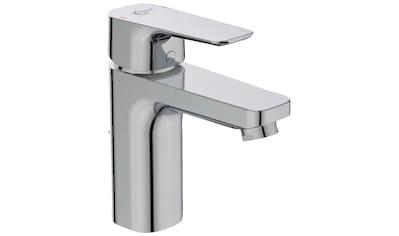 IDEAL STANDARD Waschtischarmatur »Ceraplan III Slim«, mit Metall - Ablaufgarnitur kaufen