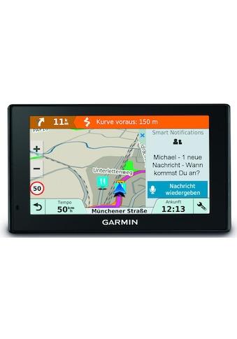 Garmin Navigationsgerät »DRIVE Smart 51 LMT-D EU«, (Europa (46 Länder) ), Navigationsgerät kaufen