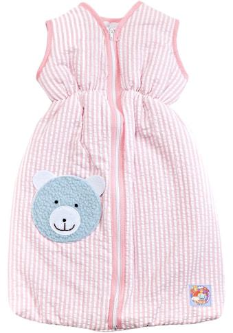 Heless Puppen Schlafsack »27 cm, rosa« kaufen