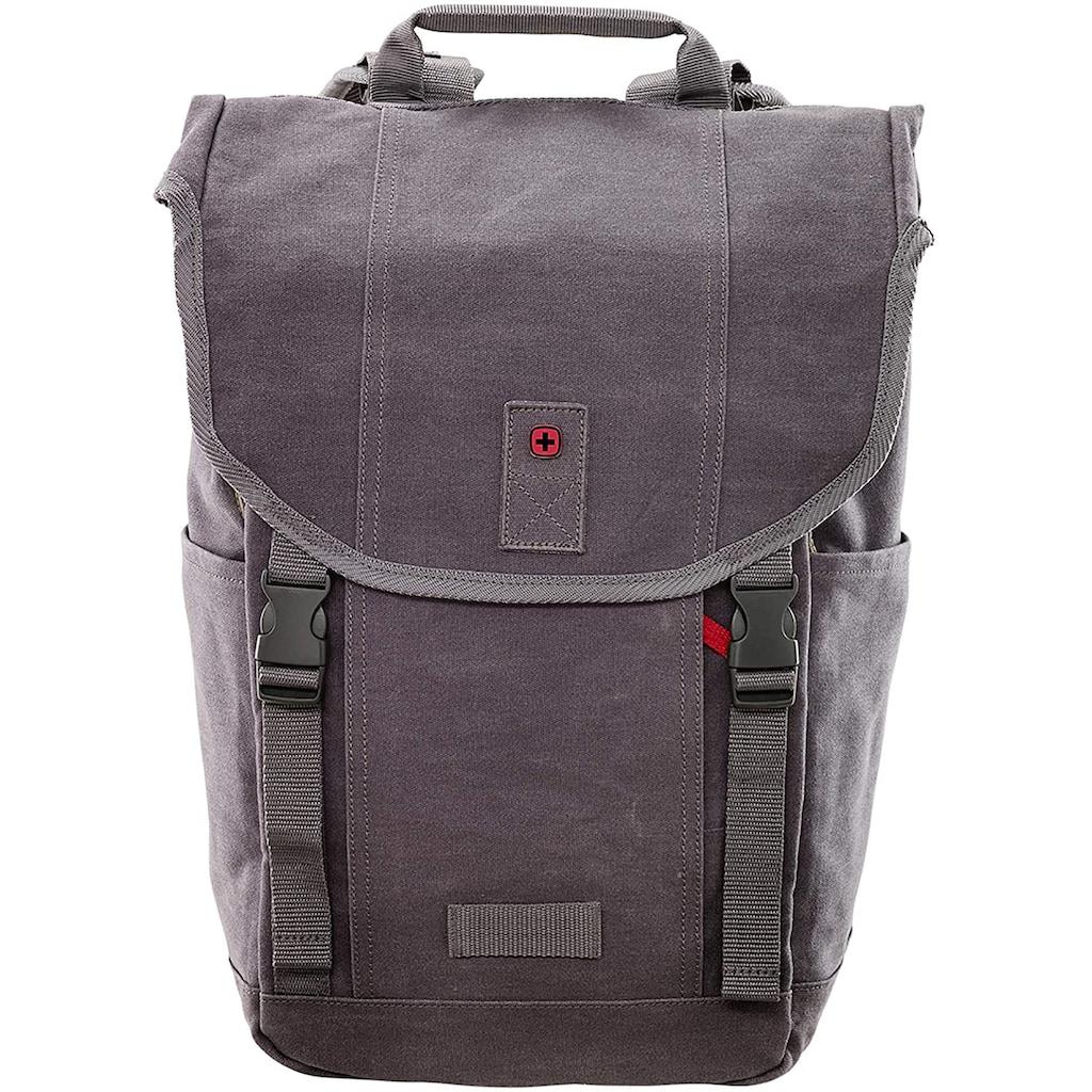 Wenger Notebookrucksack »16'' Laptopfach 10'' Tabletfach Organizer«, Foix 39,6cm Notebook