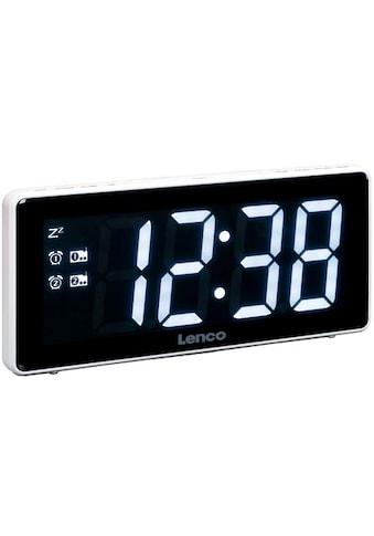 Lenco Uhrenradio »CR-30«, (FM-Tuner) kaufen