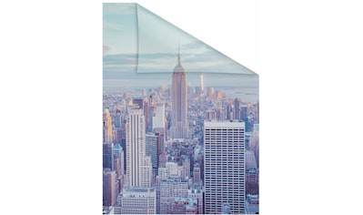 Fensterfolie, »New York«, LICHTBLICK, blickdicht, strukturiert kaufen