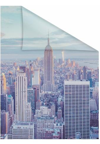 LICHTBLICK ORIGINAL Fensterfolie »New York«, 1 St., blickdicht,... kaufen