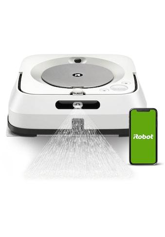 iRobot Wischroboter »Braava jet m6«, Mit Imprint® Intelligente Kartierung kaufen