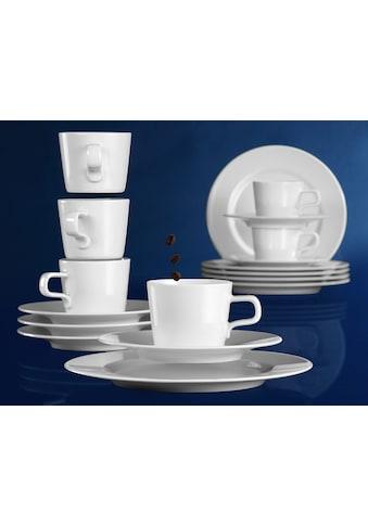 Seltmann Weiden Kaffeeservice »No Limits«, (Set, 18 tlg.), Spülmaschinengeeignet kaufen