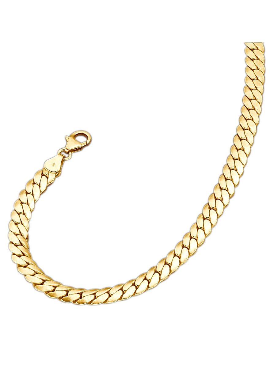 Firetti Goldkette »in Deutschpanzerkettengliederung«   Schmuck > Halsketten > Goldketten   Firetti
