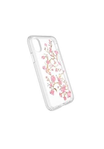 Speck HardCase »PRESIDIO iPhone (X) Clear/Print  -  Goldenblossoms P« kaufen
