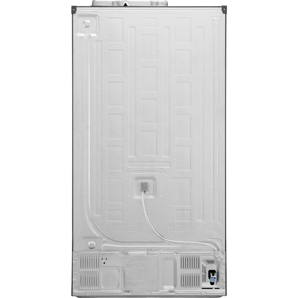 LG Side-by-Side »GSJ361DIDV«, Door-in-Door