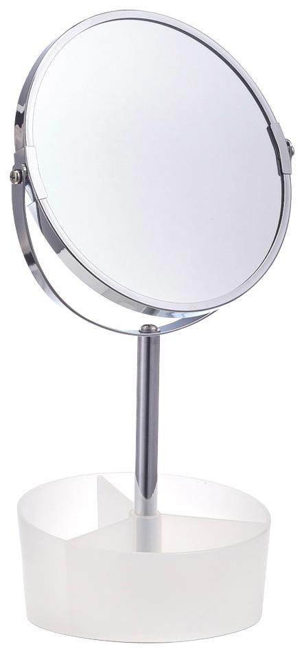 ZELLER Kosmetikspiegel | Bad > Bad-Accessoires > Kosmetikspiegel | Farblos | Glas | Zeller Present