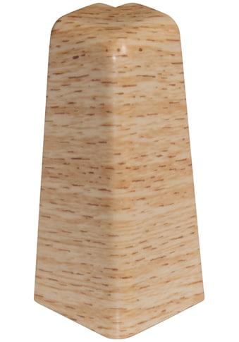 EGGER Außenecke »Buche natur«, Außeneck - Element für 6 cm Sockelleiste, 2 Stk kaufen