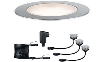 Paulmann,LED Einbauleuchte»Outdoor Plug & Shine Floor«, kaufen