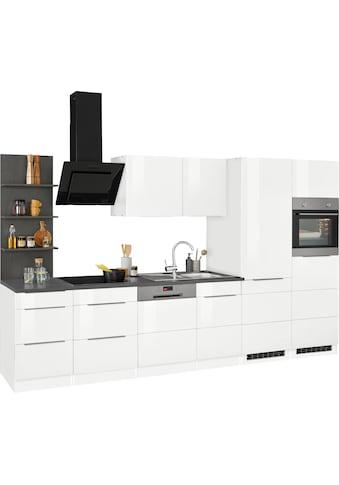 HELD MÖBEL Küchenzeile »Brindisi«, ohne Geräte, Breite 340 cm kaufen
