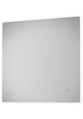 TALOS Badspiegel »Sun«, mit LED - Licht, 80 x 70 cm kaufen