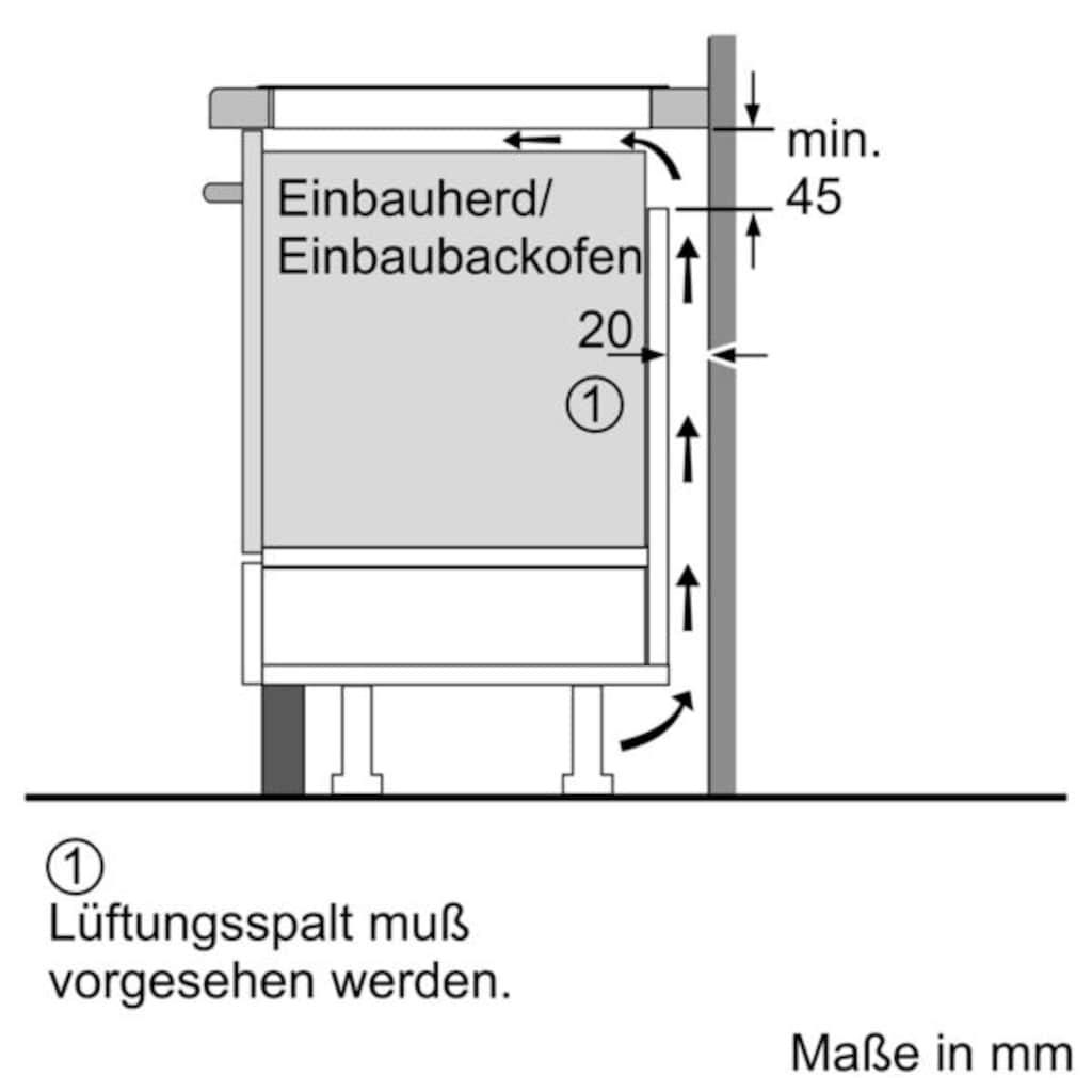 SIEMENS Flex-Induktions-Kochfeld