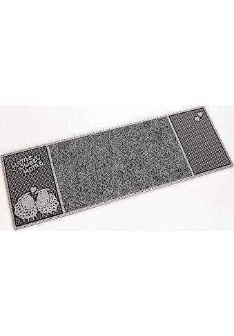 CarFashion Fußmatte »CC Clean Merino«, rechteckig, 8 mm Höhe, Schmutzfangmatte, mit... kaufen