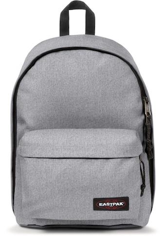Eastpak Laptoprucksack »OUT OF OFFICE, Sunday Grey« kaufen