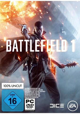Battlefield 1 PC kaufen
