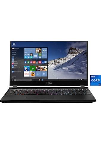 "Notebook »AERO 15 OLED XD-73DE644SP«, (39,62 cm/15,6 "" Intel Core i7 RTX,™ 3070\r\n... kaufen"