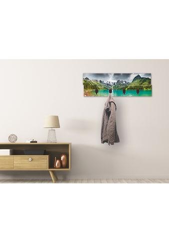 Artland Garderobenpaneel »Bergsee« kaufen