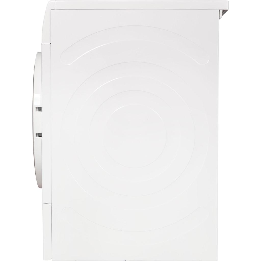 BOSCH Wärmepumpentrockner »WTR83VV9«, 4