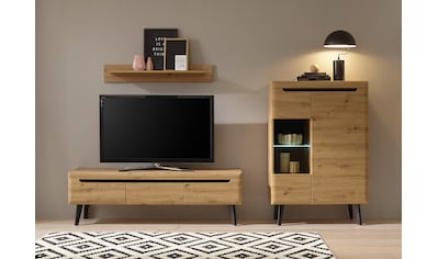 my home Wohnwand »Torge« (Set, 3 - tlg) kaufen