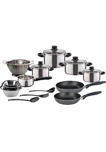 Elo  -  Meine Küche Topf - Set (Set, 18 - tlg.) kaufen