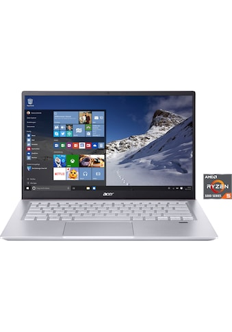 """Acer Notebook »SFX14-41G-R5A3«, (35,6 cm/14 """" AMD Ryzen 5 GeForce RTX 3050\r\n 512 GB... kaufen"""