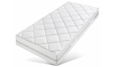 Breckle Taschenfederkernmatratze »Gelschaum-Komfort-TFK«, 1000 Federn, (1 St.),... kaufen