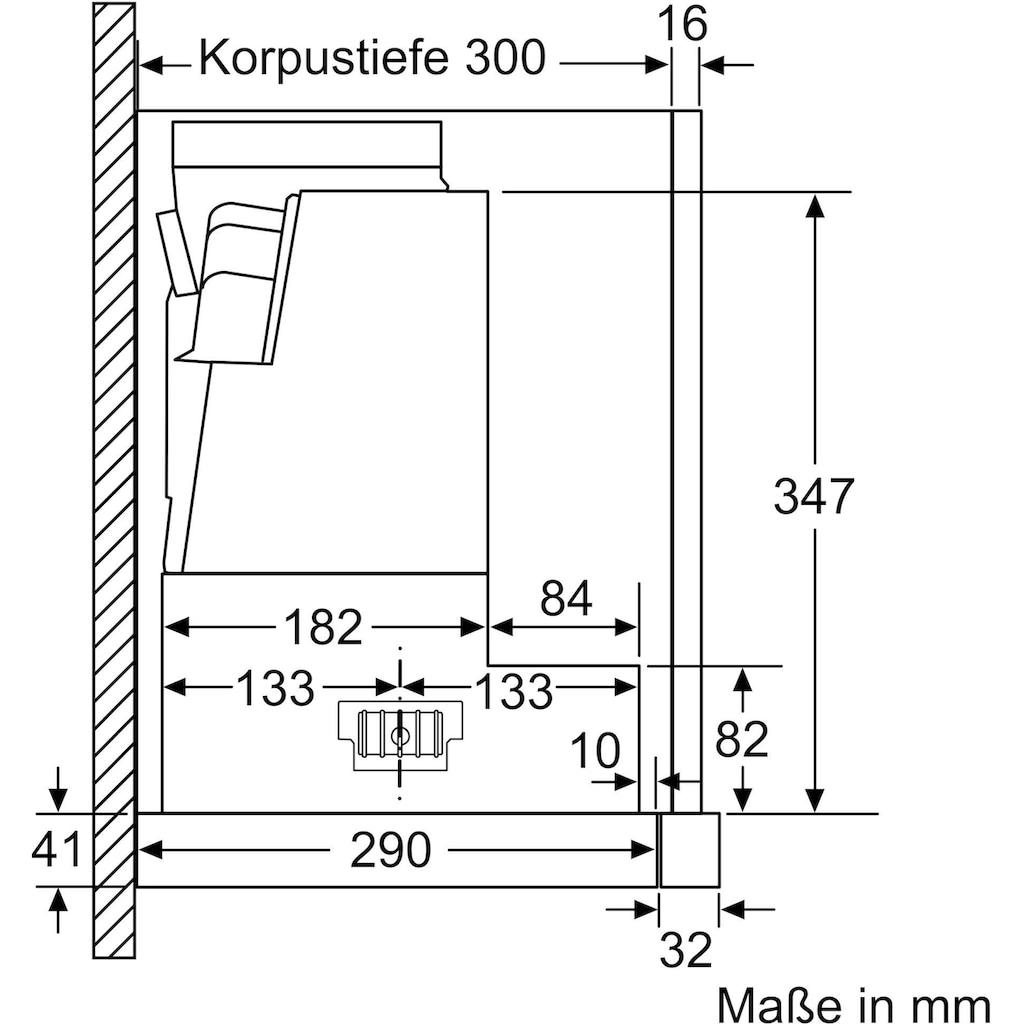 BOSCH Flachschirmhaube »DFS067K51«
