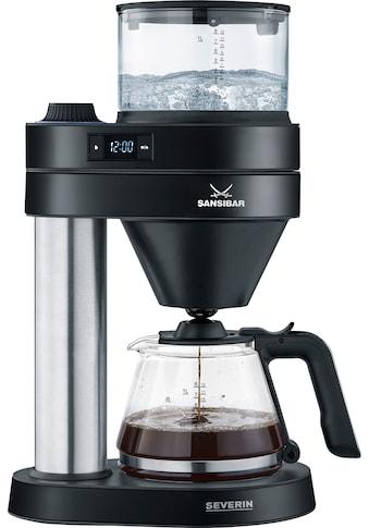 Severin Filterkaffeemaschine »KA 9583 Caprice 800 Plus«, Sansibar limited Edition kaufen
