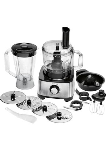 ProfiCook Kompakt - Küchenmaschine PC - KM 1063, 1200 Watt, Schüssel 1,25 Liter kaufen