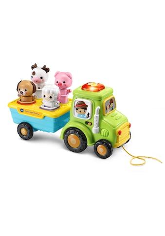 Vtech® Steckspielzeug »Sortierspaß-Traktor«, mit Sound kaufen