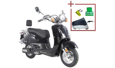 ALPHA MOTORS Komplett - Set: Motorroller »Retro Firenze« kaufen