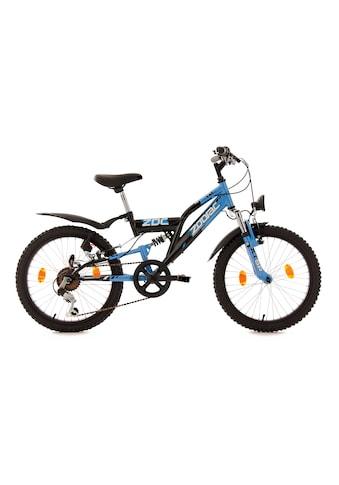KS Cycling Jugendfahrrad »Zodiac«, 6 Gang, Shimano, Tourney Schaltwerk, Kettenschaltung kaufen