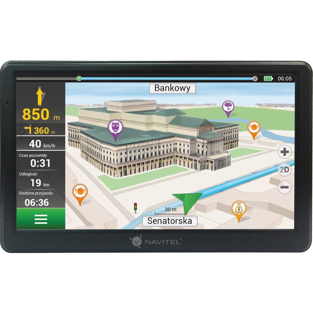 NAVITEL Navigationsgerät »E700«