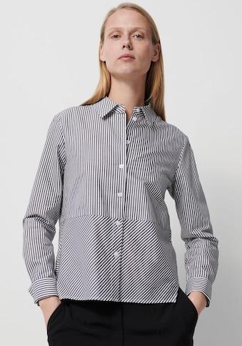 someday Klassische Bluse »Ztella Stripe«, im modischen Streifen-Look kaufen