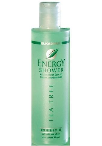 ELKADERM Duschgel »Energy Tea Tree Shower«, vitalisierend kaufen