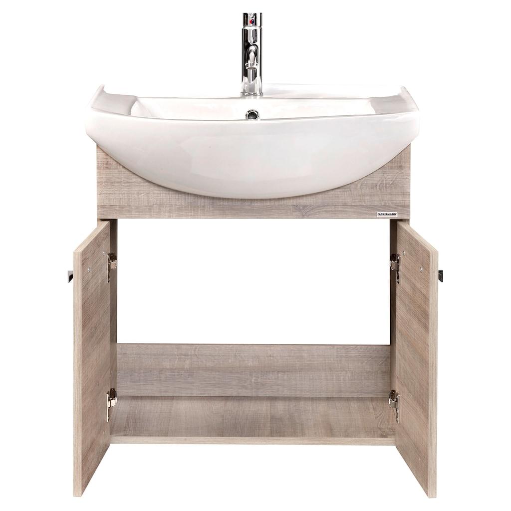 FACKELMANN Waschtisch »A-Vero«, Breite 66 cm